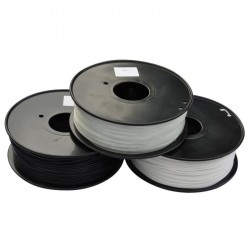 3D Printer Filament PA Nylon 1.75mm 3.0mm 1kg/2.2lbs